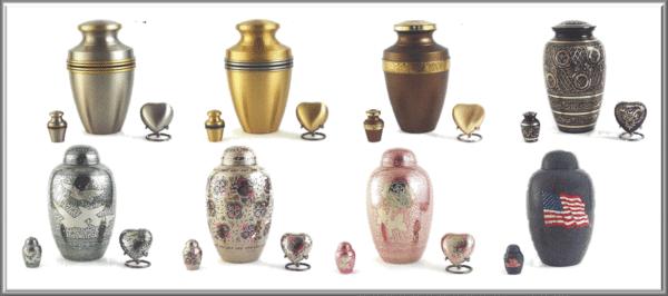 Cremation Urns 1
